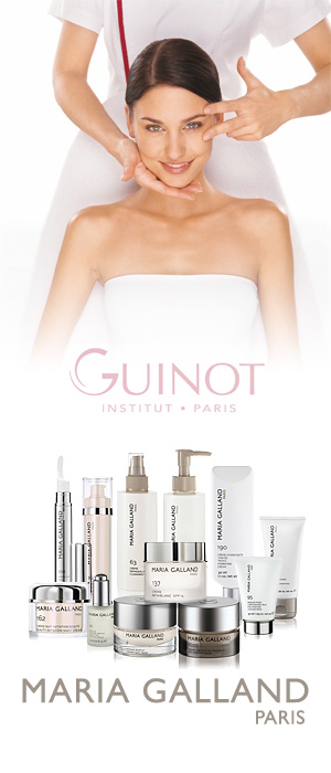 Guinot and Maria Galland Products at Charis Beauty Clinic London
