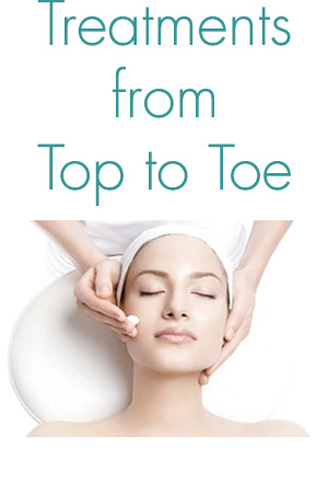 Treatments Top to Toe at Charis Beauty Salon Angel Islington London