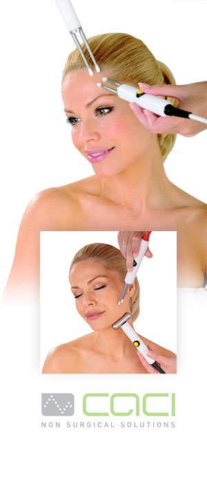 CACI non-surgical facelift treatment at Charis Beauty Clinic, London