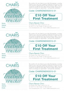 Money-Saving Beauty Voucher Code for Charis Beauty Clinic Angel Islington London