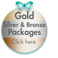 Gold, Silver and Bronze Packages at Charis Beauty Clinic Islington